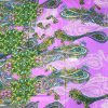 CindyStylist-Pareo-Mare-Donna-Foulard-Pashmina-Cashmere-Colore-ViolaTurchese-100-Cotone-176105-cm-B07FQPNCWM-2